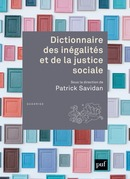 Dictionnaire des inégalités et de la justice sociale