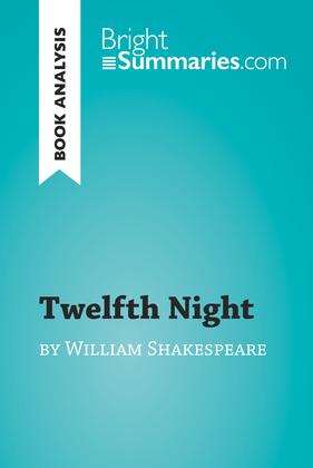 Twelfth Night by William Shakespeare (Book Analysis)