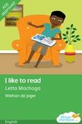 I Like to Read