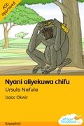 Nyani aliyekuwa chifu