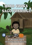 Haro Cooks Sago Porridge
