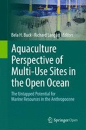 Aquaculture Perspective of Multi-Use Sites in the Open Ocean: The Untapped Potential for Marine Resources in the Anthropocene