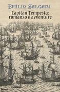 Capitan Tempesta: romanzo d'avventure