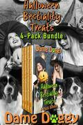 Halloween Bestiality Treats 4-Pack Bundle