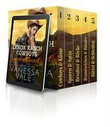 Lenox Ranch Cowboys Sammelband: Bücher 1-5