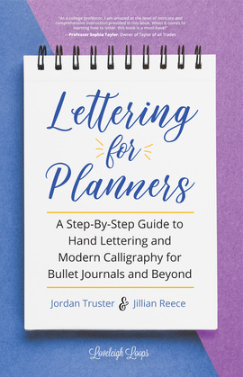 Lettering for Planners