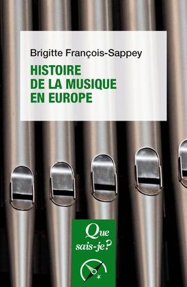 Histoire de la musique en Europe