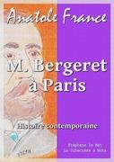 M. Bergeret à Paris