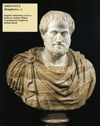Aristotle's Metaphysics (A). Synthesis And Comment.