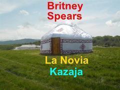 Britney Spears. La Novia Kazaja