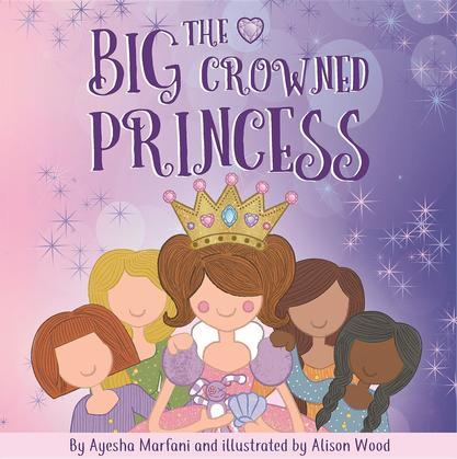 The Big-Crowned Princess