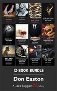 Jack Taggart Mysteries 12-Book Bundle