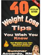 40 Weight Loss Tips You Wish You Knew