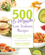 500 15-Minute Low Sodium Recipes