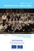 The history of youth work in Europe - volume 6