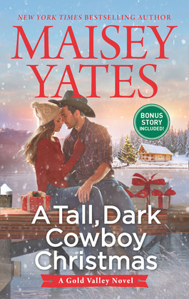 A Tall, Dark Cowboy Christmas (A Gold Valley Novel, Book 4)