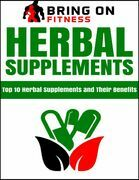 Herbal Supplements: Top 10 Herbal Supplements and Their Benefits