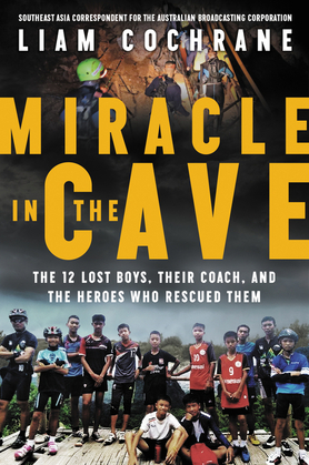 Image de couverture (Miracle in the Cave)