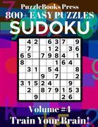 PuzzleBooks Press Sudoku - Volume 4