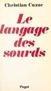 Le langage des sourds