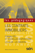 Les contrats immobiliers