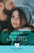 Their Christmas To Remember (Mills & Boon Medical) (Scottish Docs in New York, Book 1)