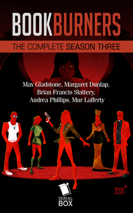 Bookburners: The Complete Season 3