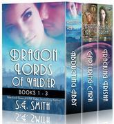 Dragon Lords of Valdier Boxset Books 1-3