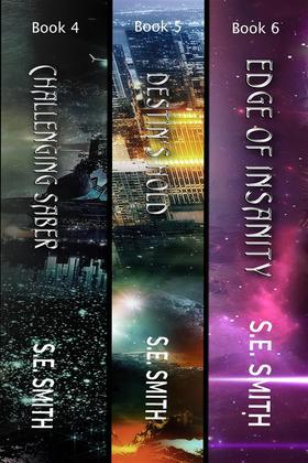 The Alliance Boxset Books 4-6