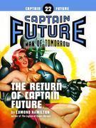 Captain Future #22: The Return of Captain Future