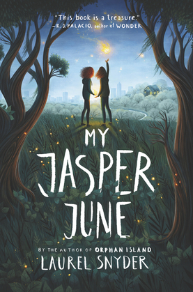 Image de couverture (My Jasper June)