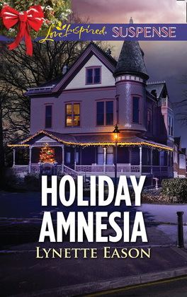 Holiday Amnesia (Mills & Boon Love Inspired Suspense) (Wrangler's Corner, Book 7)