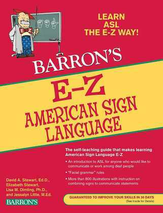E-Z American Sign Language
