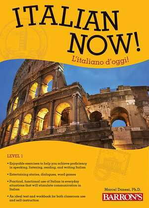 Italian Now! Level 1: L'italiano d'oggi!