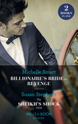 Billionaire'S Bride For Revenge: Billionaire's Bride for Revenge (Rings of Vengeance) / The Sheikh's Shock Child (One Night With Consequences) (Mills & Boon Modern)