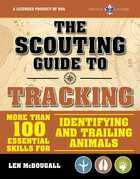 The Scouting Guide to Tracking: An Officially-Licensed Boy Scouts of America Handbook