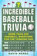 Incredible Baseball Trivia