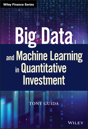 Big Data and Machine Learning in Quantitative Investment