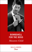 Bombshell For The Boss (Mills & Boon Desire)