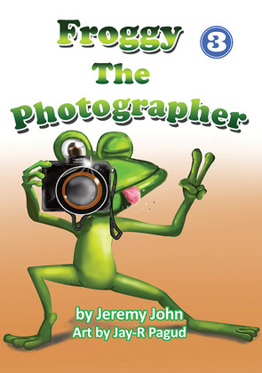 Froggy The Phographer