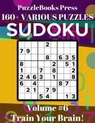PuzzleBooks Press Sudoku – Volume 6