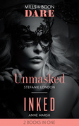 Unmasked: Unmasked (Melbourne After Dark) / Inked (Hard Riders MC) (Mills & Boon Dare)