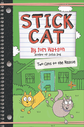 Stick Cat: Two Cats to the Rescue