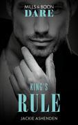 King's Rule (Mills & Boon Dare) (Kings of Sydney)