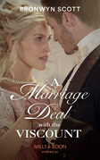 A Marriage Deal With The Viscount (Mills & Boon Historical) (Allied at the Altar, Book 1)