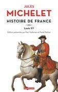 Histoire de France (Tome 16) - Louis XV