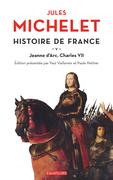 Histoire de France (Tome 5) - Jeanne d'Arc, Charles  VII
