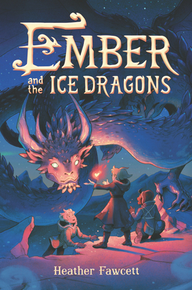 Ember and the Ice Dragons