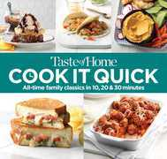 Taste of Home Cook It Quick