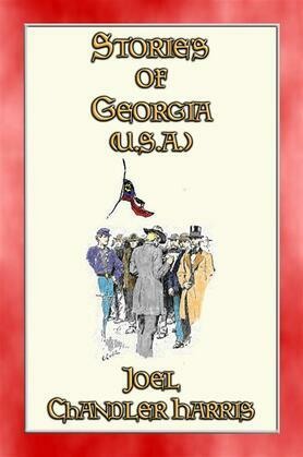 STORIES OF GEORGIA (USA) - 27 illustrated stories